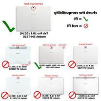 ProCase Samsung Galaxy Tab PRO 10.1 Tablet Case with bonus