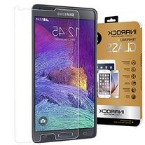 Samsung Note 4 Screen Protector, InaRock 0.26mm 9H Tempered
