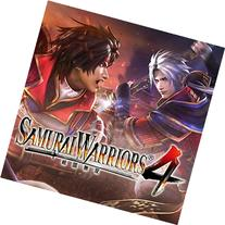 Samurai Warriors 4 - PS Vita