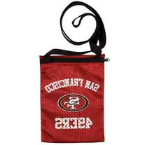 NFL Game Day Pouch, San Francisco 49ers