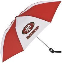 San Francisco 49ers NFL Automatic Folding Umbrella