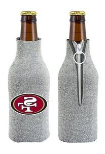 San Francisco 49ers Bottle Suit Holder - Glitter