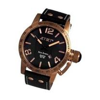San Remo Men's Leather Watch