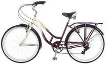 Schwinn Women's Sanctuary 7-Speed Cruiser Bicycle , Cream/
