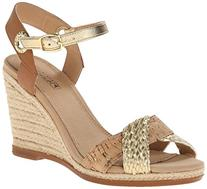 Women's Sperry 'Saylor' Sandal, Size 12 M - Metallic
