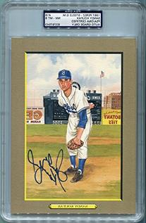 Sandy Koufax Los Angeles Dodgers PSA/DNA Certified Authentic