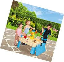 Little Tikes Sandy Lagoon Waterpark Play Table
