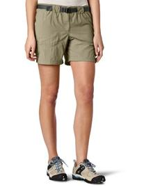 Columbia Women's Sandy River Cargo Short, Geyser, Small