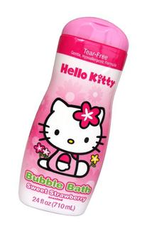 Hello Kitty Sanrio Bubble Bath, 24 Ounce