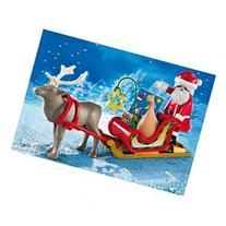 Santas Sleigh with Reindeer 5590