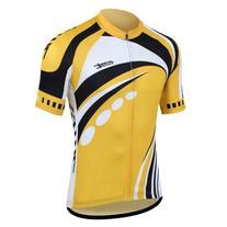 Santic Veste de Cyclisme Haute Absorption Manches Courtes