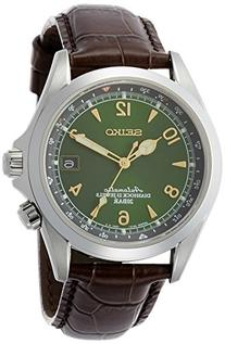 Seiko Men's SARB017 Mechanical Alpinist Analog  Automatic