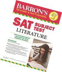 Barron's SAT Subject Test Literature, 6th Edition