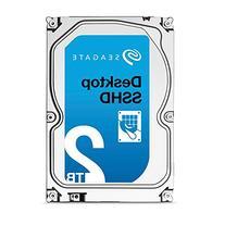 Seagate 2TB 3.5-Inch SATA 6GB/s Desktop  SSHD