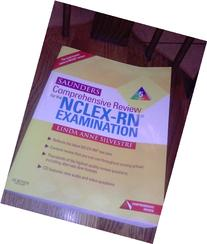 Saunders Comprehensive Review for NCLEX-RN Exam - With CD