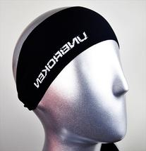Sayings Headbands HB-4792-2 Moisture Wicking Unbroken White