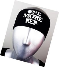 Sayings Headbands HB-4819-2 Moisture Wicking One More Rep
