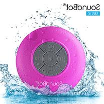 SoundBot SB510 HD Water Proof Bluetooth 3.0 Speaker, Mini