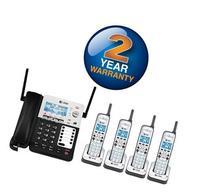 AT&T SB67118 / SB67138 SynJ 4-Line Extendable Range Corded-