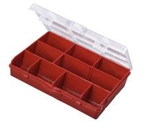 Stack-On SBR-10 10 Compartment Storage Organizer Box with