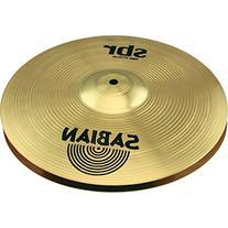 Sabian SBR1302 SBR Series Pure Brass 13-Inch Hi-Hat Cymbals