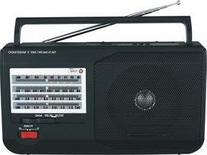 Supersonic SC1086 High Quality Portable Radio