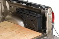 Undercover SC200D Black Swing Case Storage Box