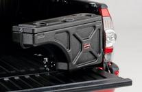 Undercover SC300D Black Swing Case Storage Box