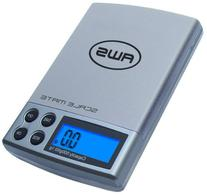 American Weigh Scale Scalemate Sm-500 Digital Pocket Scale,