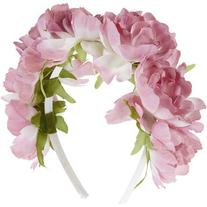 Monsoon Scallop Flower Cluster Alice Hair Band