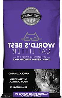 World's Best Cat Litter, Clumping Litter Formula for