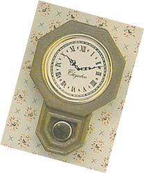 Miniature Chrysnbon School Clock