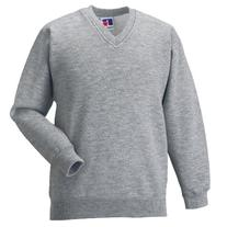 Jerzees Schoolgear Childrens V-neck Sweatshirt