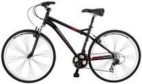 Schwinn Men's Siro Hybrid Bicycle 700c Wheel, Medium Frame