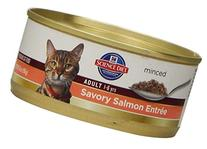 Hill's Science Diet Adult Savory Salmon Entrée Canned Cat