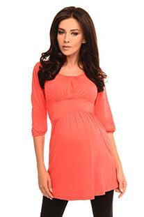Ladies Maternity Scoop Neck Tunic Pregnancy 5006 Variety of