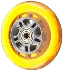 Razor Scooter Replacement Wheels Set with Bearings - Orange