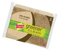 Scotch-Brite Greener Clean Non-Scratch Scrub Sponge
