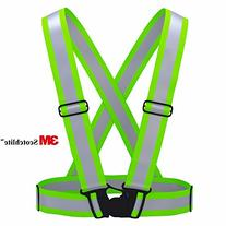 3M Scotchlite Reflective Vest for Outside Sports such as