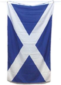 Scotland Flag Scottish Flag 5X3 Ft 153Cm X 92Cm