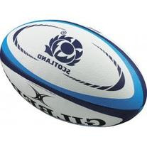SCOTLAND REPLICA RUGBY BALL - SIZE 5