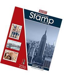 2016 Scott Catalogue Volume 3 - : Standard Postage Stamp