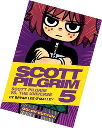 Scott Pilgrim Color Hardcover Volume 5: Scott Pilgrim Vs.