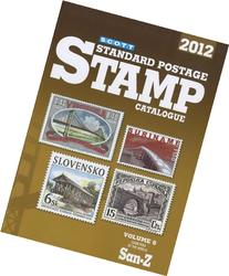 Scott Standard Postage Stamp Catalogue 2012: Countries of