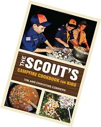 Scout's Campfire Cookbook for Kids