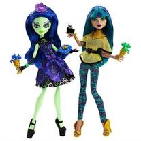Monster High Scream and Sugar Doll - Nefera de Nile and