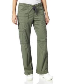 Dickies Women's Gen Flex Fit Contrast Stitch Cargo Pant,