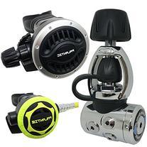 Scuba Diving Dive Palantic AS105 Yoke Adjustable Regulator