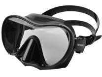 Cressi Scuba Diving Frameless Mask - Black