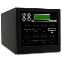 Copystars SD Micro SD duplicator tower 1 to 7 Secure digital
